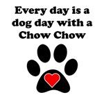 Chow Chow Dog Day