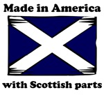 Made In America With Scottish Parts