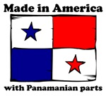 Made In America With Panamanian Parts