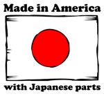 Made In America With Japanese Parts