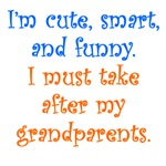 I Must Take After My Grandparents