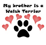 My Brother Is A Welsh Terrier