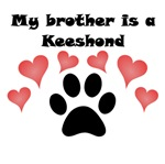 My Brother Is A Keeshond