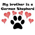 My Brother Is A German Shepherd