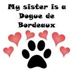 My Sister Is A Dogue de Bordeaux