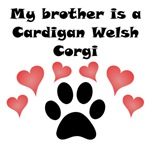 My Brother Is A Cardigan Welsh Corgi