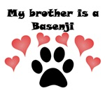 My Brother Is A Basenji