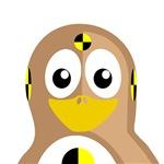 Crash Test Dummy Penguin