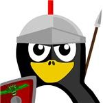 Roman Warrior Penguin