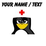 Custom Nurse Penguin