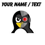 Custom Cyborg Penguin