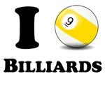 I Heart Billiards
