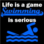 Swimming Is Serious