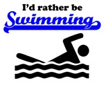 I'd Rather Be Swimming