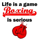 Boxing Is Serious