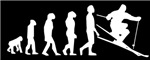 Skiing Evolution