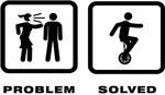 Unicycle Riding