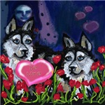 HUSKY Valentine
