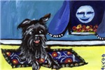 AFFENPINSCHER whimsical dog art