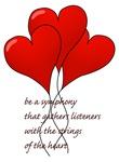 Be A Symphony Hearts