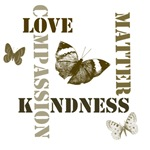 Kindness Matters Butterflies