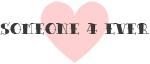 Someone 4 Ever Heart Tattoo