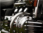 Motorcycle engine - Drinkware and Home Decor secti