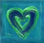 Painted Heart Blues