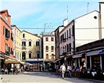 Sunday in Venice, Photo / Digital Painting