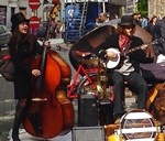 Musical Copenhagen, Photo / Digital Painting