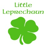 Little Leprechaun Shamrock