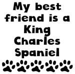My Best Friend Is A King Charles Spaniel