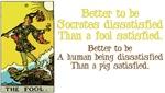 Better Socrates Dissatisfied