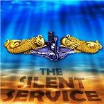 Gold Dolphin Underwater Silent Service
