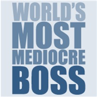 World's Most Mediocre Boss