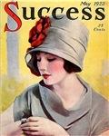 Success Flapper Art Deco Pin Up Roaring 20s