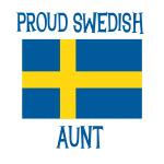 Proud Swedish Aunt