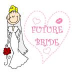 Bride in Gown Future Bride