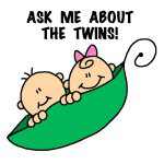 Pea Pod Ask About Twins