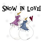 Snow in Love!