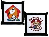 Kids and Baby Throw Pillows
