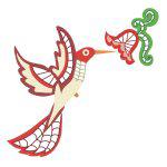 Lace Hummingbird T-shirts, Gifts, Keepsakes