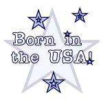 Born in the USA Blue!