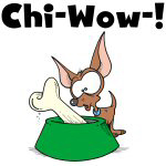 Chi-Wow Chihuahua T-shirts and Gifts