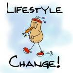 Peanut Lifestyle Change Tshirts and Gifts