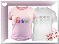 Bride & Groom Only Shirts 'n Things!