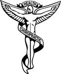 Chiropractic Symbol Black