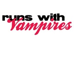 Runs With Vampires Twilight T-shirts and More!