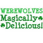 Werewolves Magically Delicious T-Shirts