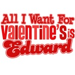 All I Want For Valentine's Is Edward Cullen!